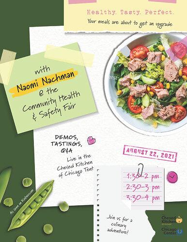 Naomi Nachman Flyer 2 collage style 2